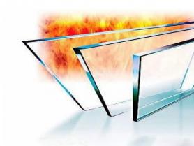 防火玻璃真的能防火吗?看了就知道